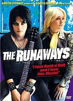 Kristen Stewart as Joan Jett in The Runaways