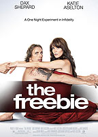 Katie Aselton as Annie in The Freebie