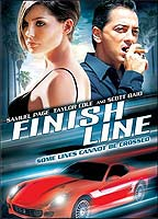 Taylor Cole as Jessie Chase in Finish Line