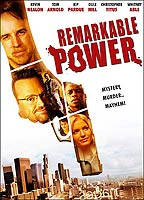 Sandra Hess as Cynthia West in Remarkable Power
