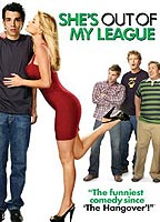 Alice Eve as Molly in She's Out of My League