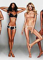 Lindsay Ellingson as Herself in Victoria's Secret: I Love My Body (Commercial)