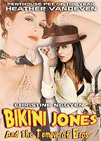 Christine Nguyen as Bikini Jones in Bikini Jones and the Temple of Eros