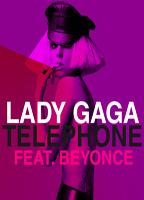 Lady Gaga as Herself in Telephone