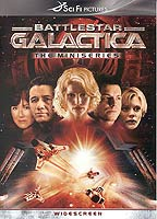 Battlestar Galactica boxcover