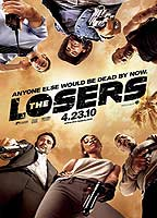 The Losers boxcover