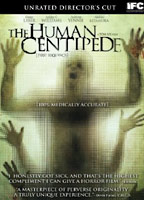 The Human Centipede boxcover