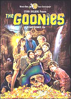The Goonies boxcover