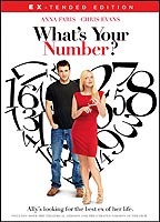 Anna Faris as Ally Darling in What's Your Number?