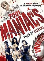 2001 Maniacs: Field of Screams boxcover