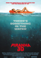 Piranha 3D boxcover
