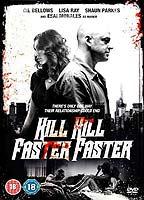 Lisa Ray as Fleur in Kill Kill Faster Faster