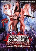 Zombies! Zombies! Zombies! boxcover