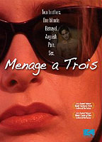 Lisa Collins as Kim in Menage a Trois