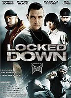 Kaitlyn Leeb as Trina in Locked Down