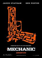 The Mechanic boxcover