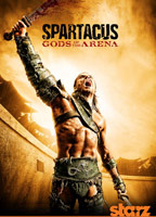 Spartacus: Gods of the Arena boxcover