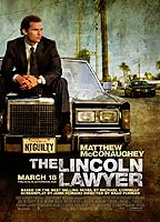 The Lincoln Lawyer boxcover