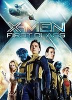 January Jones as Emma Frost in X-Men: First Class