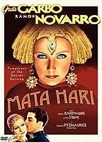 Greta Garbo as Mata Hari in Mata Hari