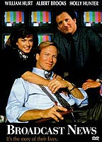 Broadcast News boxcover
