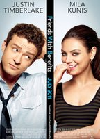 Mila Kunis as Jamie in Friends with Benefits