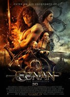 Conan the Barbarian boxcover