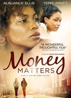 Aunjanue Ellis as Pamela Matters in Money Matters