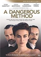 A Dangerous Method boxcover