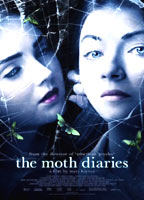 The Moth Diaries boxcover