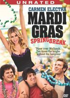 Danneel Harris as Erica in Mardi Gras: Spring Break