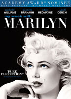 My Week with Marilyn boxcover
