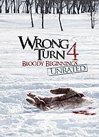 Wrong Turn 4 boxcover