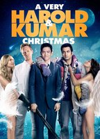 Cassie Keller as Topless Angel in A Very Harold & Kumar 3D Christmas