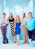 Kristen Johnston as Holly Brooks in The Exes
