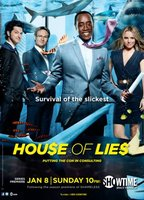 Dawn Olivieri as Monica Talbot in House of Lies