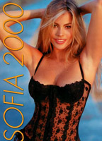 Sof�a Vergara as Herself in Making of 2000 Sofia Vergara Calendar