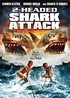 Corinne Nobili as Kirsten in 2-Headed Shark Attack