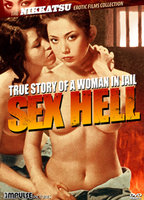 True Story of a Woman in Jail: Sex Hell boxcover