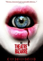 Kaniehtiio Horn as The Writer in The Theatre Bizarre