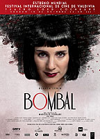 Blanca Lewin as Mara Luisa Bombal in Bombal
