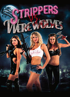 Barbara Nedeljakova as Raven in Strippers vs Werewolves