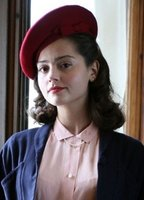Jenna-Louise Coleman as Susan Brown in Room at the Top