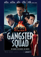 Emma Stone as Grace Faraday in Gangster Squad