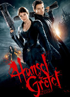 Hansel & Gretel: Witch Hunters boxcover