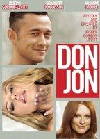 Don Jon boxcover