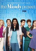 Mindy Kaling as Mindy Lahiri in The Mindy Project