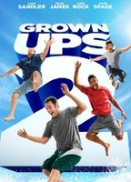 Grown Ups 2 boxcover