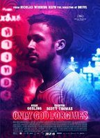 Only God Forgives boxcover