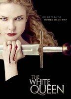 Rebecca Ferguson as Queen Elizabeth / Elizabeth Woodville in The White Queen
